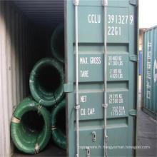 Fil en acier inoxydable de fil d'acier galvanisé pour ACSR