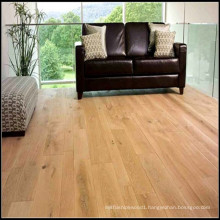 Natural Color Engineered Oak Flooring