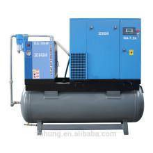 CE-Zertifikat 7.5KW kompakte Schraube Luft Kompressor China Lieferanten