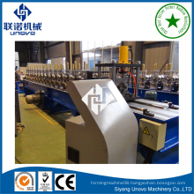 structural rollform omega profile manufacturering machine