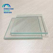 PVC 6mm 8mm klar gehärtetes Verbundglas