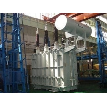 El Bao Ding 220kv transformador de tracción ferroviaria a