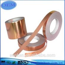 High-End-Die geschnittenen leitfähigen und gerollten Adhesive Copper Foil Tapes