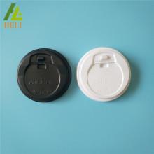 Полистироля Пластичная Чашка Кофе Крышки
