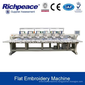 Richpeace flat embroidery machine