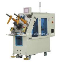 Bobina de alambre de aluminio y máquina de inserción de cuña para motor de inducción Stator