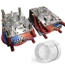 OEM ODM plastic injection molfing electric housing ventilation fan molds make exhaust fan mould