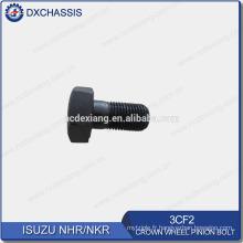 Véritable boulon de pignon de roue de couronne de différentiel de NHR NKR 3CF2