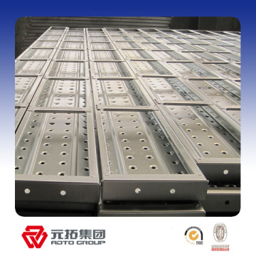 1.2mm thickness steel plank scaffolding used for construction made in China
