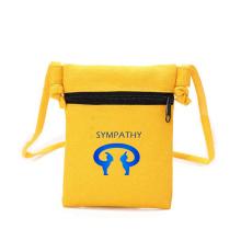 Lovely bag fruit cloth bag single shoulder slant