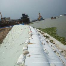 Non Woven Geomaterials Geotextile Filtering Material