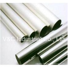 Tuyau d'acier inoxydable sans soudure de catégorie 8 pour la production d'équipement de traitement de l'eau