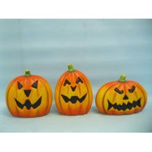 Arts et artisanat en céramique de citrouille de Halloween (LOE2375-A14)
