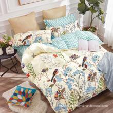 Printed Pattern 200tc Cotton Bedsheet