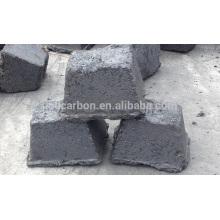 Pasta de electrodo de carbono para la producción de carburo de calcio