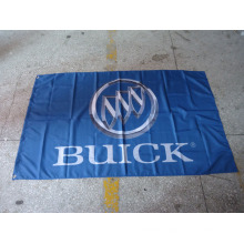 Buick flag 90*150CM 100% polyster Buick blue banner
