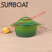 Large Capacity Kitchen Cookware Enamel Casserole