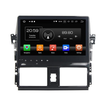 10.1inch deckless YARIS 2015 Android Car DVD
