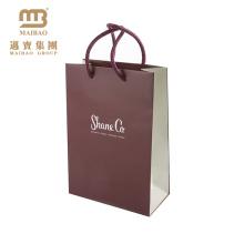 Neu Romantic Style Papiertüte für Damenbekleidung