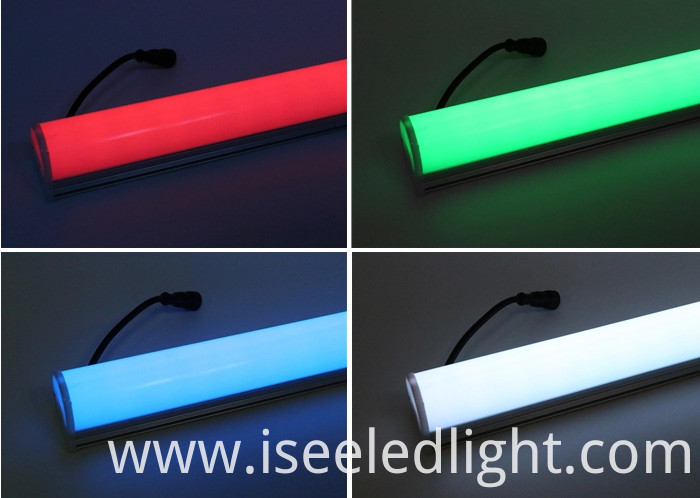 LED RGB Digital tube