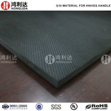 G10 material of knife handle