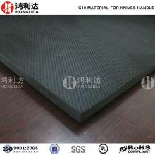 Материал G10 рукоятки ножа