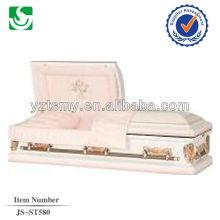 JS-ST580 discount metal caskets