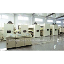 needle punch nonwoven fabric machine