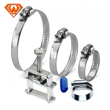 industrial carbon steel pipe hose cable clamp