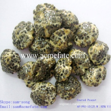health good flavor black sesame coated peanuts
