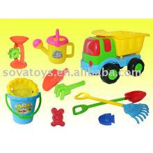 907061152-areia caminhão verão brinquedo água jogo