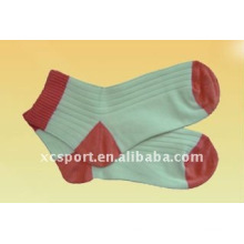 Soft cotton women warmer socks