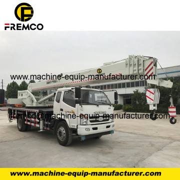 Cheap T-king Chassis Wheel Truck Crane