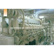 Mitsubishi Ku30gsi CHP System Gas Generator Set /Gas Power Generator Set (3650kw-5750kw)
