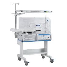 Incubadora infantil para bebés con dispositivo médico Bi-100ab con puerta lateral