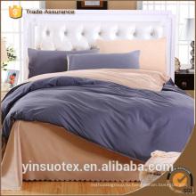 Роскошный дизайн 80-120GSM реактивных печатных пользовательских сплошной цвет постельных принадлежностей множество