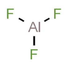 formula for aluminum fluoride used in ceramics