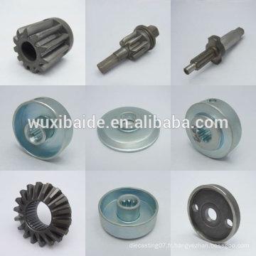2016 Hot sale china supplier acier / fer / Aluminium / Brass Forging parts