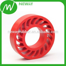 Custom Made Silicone Rubber Elastomer Part
