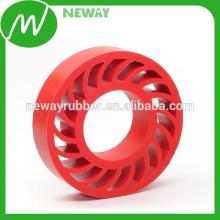Изготовленная на заказ силиконовая резиновая эластомерная деталь