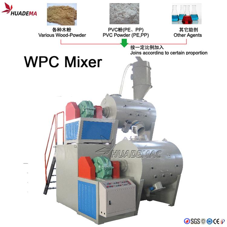 Wpc Mixer
