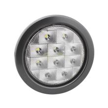 New 24V DOT 4[ Round Truck LED Reverse Lamps