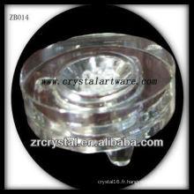 cristal de haute qualité a mené la base