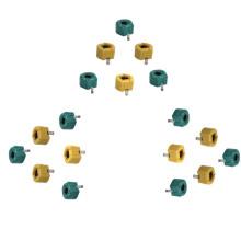 2016 Rotational Torque Trimmer Ceramic Capacitor Topamy Tmcv01-1