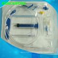 Kit de catéter venoso central desechable para uso médico