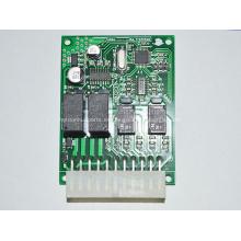 Placa de circuito impresa ensamblaje de placa madre electrónica