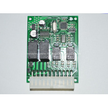 Circuit imprimé de l'assemblage de la carte mère