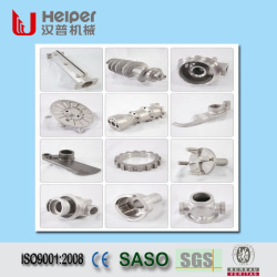 Silicate Mold Shell Investment Casting Parts