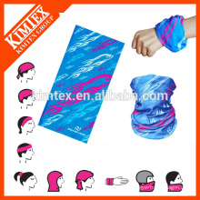 Funny tubular customized elastic multifunctional bandana