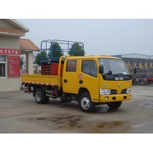 NEW+Dongfeng+aerial+scissor+boom+lift+safety+truck